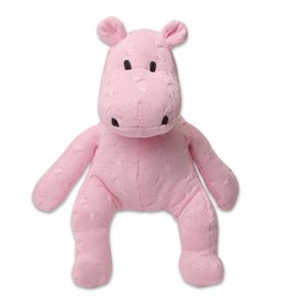Babys only Baby's only Cable Nijlpaard Classic roze