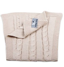 Babys only Baby's only cable spuugdoek beige 50x15 cm