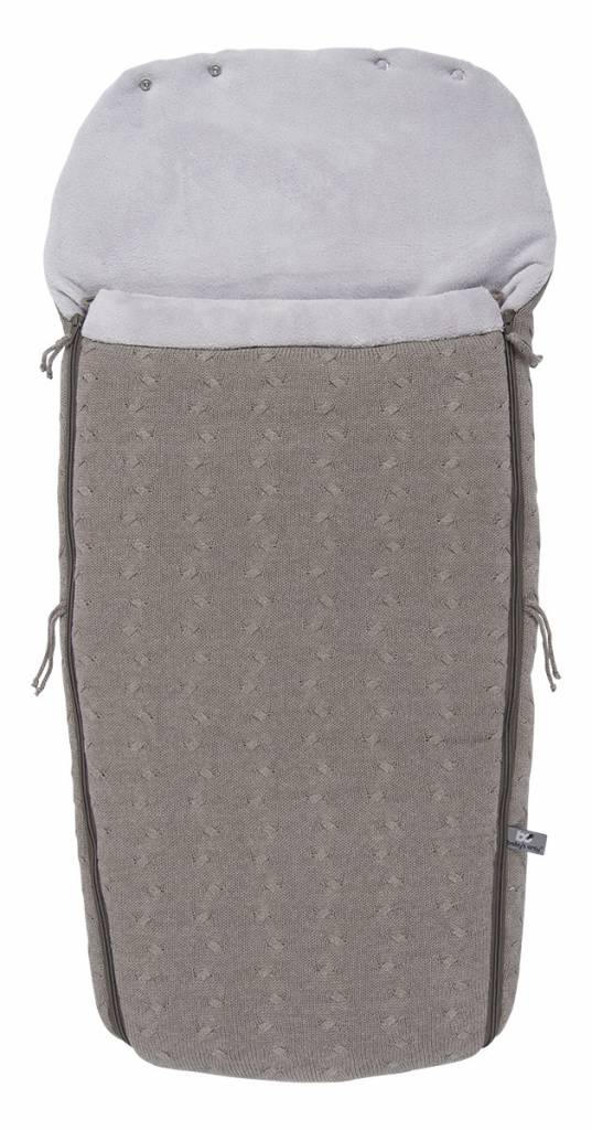 Babys only Baby's only cable Buggyzak 98x52 taupe