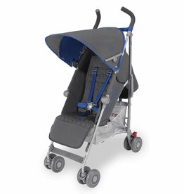 Maclaren Maclaren  Buggy Quest Charcoal Harbour Blue