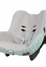 Babys only Baby's only cable hoes autostoeltje 0+ mint