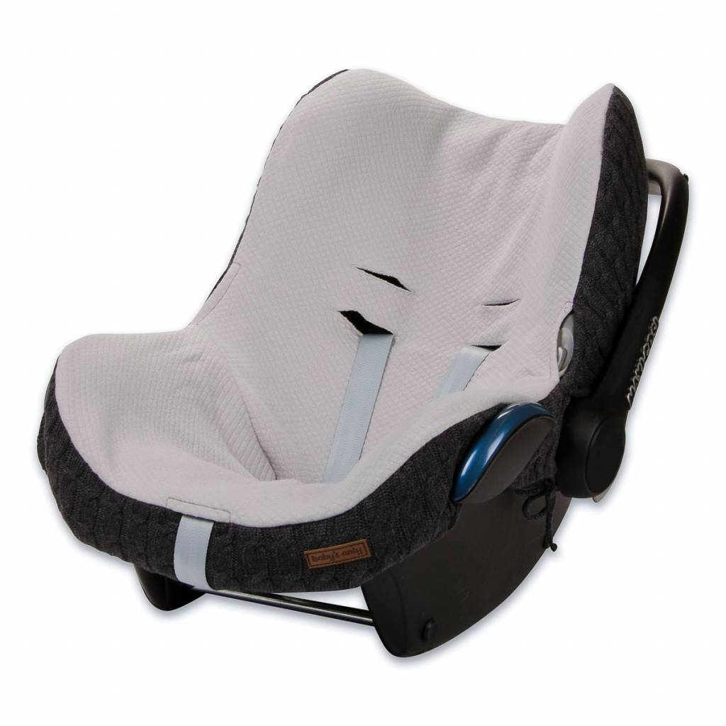 Maxi Cosi Baby's only cable hoes autostoeltje 0+ antraciet