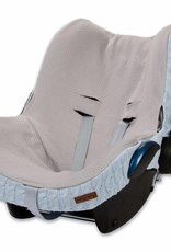 Babys only Baby's only cable hoes autostoeltje 0+ baby blauw
