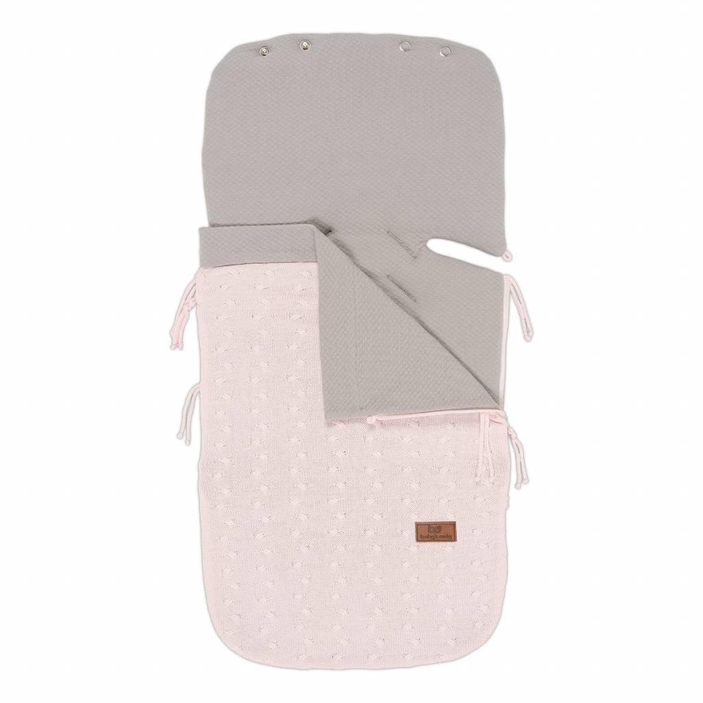 Babys only Baby's only zomer voetenzak classic roze autostoeltje 0+