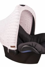 Babys only Baby's only cable kap autostoeltje 0+ classic roze