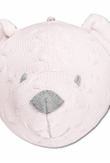 Babys only Baby's only Cable berenkop classic roze