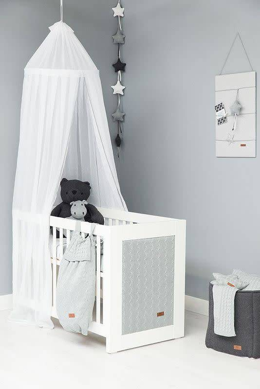 Babys only Baby's only ledikant wit & paneel