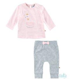 Feetje Feetje 516.00708 shirtje+broekje roze