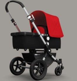 Bugaboo Bugaboo Cameleon3 rood (Onderstof Zwart) Frame Aluminium