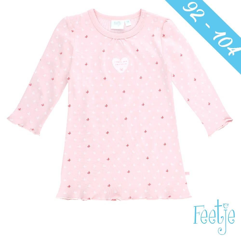 newest a45e1 89c04 Feetje Feetje 505.00027.1 Pyjama nachthemd roze