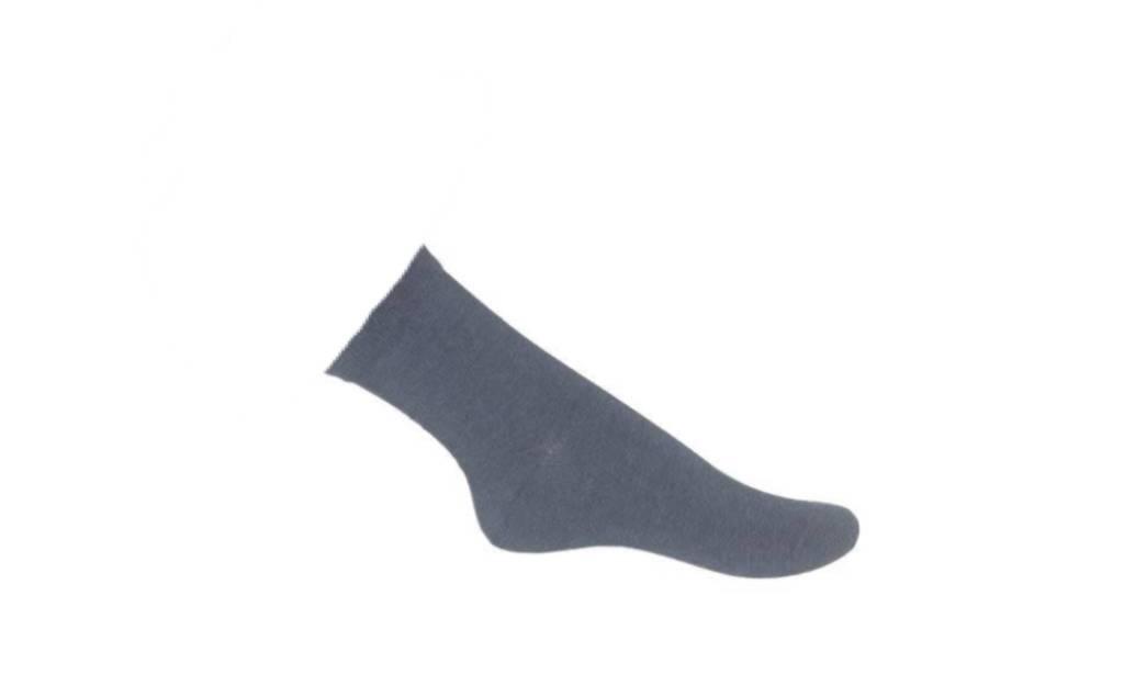 Bonniedoon Bonniedoon BD733401 Cotton Sock Denim Heather NOS