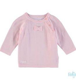 Feetje Feetje 516.00537 First knit truitje roze