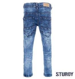 Sturdy Sturdy 722.00107 Spijkerbroek W18