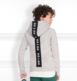 Nik & Nik Nik & Nik sweater Percie 8-243 1805 grey