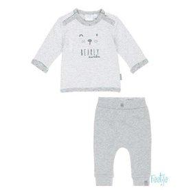 Feetje Feetje 516.01041  2delig shirtje+broekje BW18