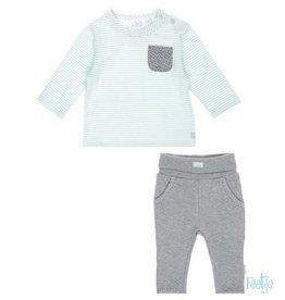 Feetje Feetje 516.01037 2delig shirtje+broekje UW18