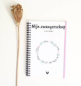 'Mijn zwangerschap' roze