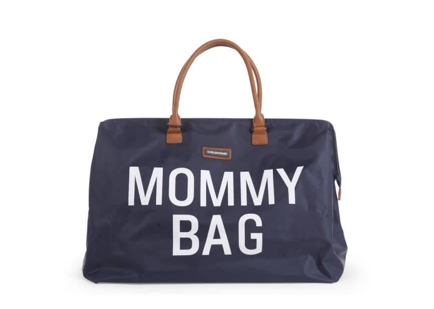 Childhome childhome mommy bag tas blauw