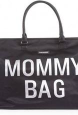Childhome childhome mommy bag tas zwart zilver