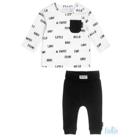 Feetje Feetje 516.01208 shirtje+broekje Z19U