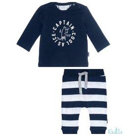 Feetje Feetje 516.01252 shirtje+broekje  Z19B