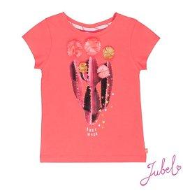 Jubel Jubel 917.00217 Shirt Koraal   Z19 M