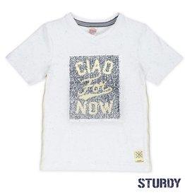 Sturdy Sturdy 717.00212 Shirt Wit   Z19 J