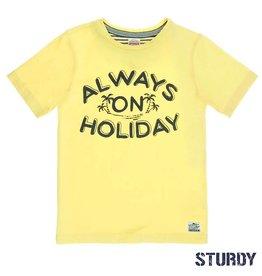 Sturdy Sturdy 717.00221 Shirt Geel Z19 J