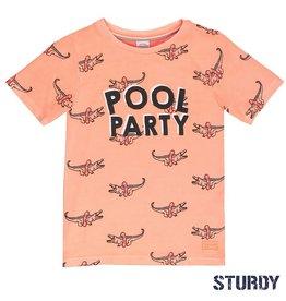 Sturdy Sturdy 717.00254 Shirt Zalm   Z19 J
