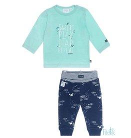Feetje Feetje 516.01179 shirtje+broekje  Z19B