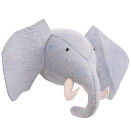 Kids Depot Kids Depot Dierenkop olifant