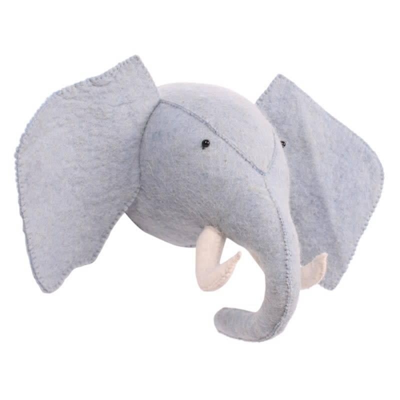 Kids Depot Kids  Dierenkop olifant