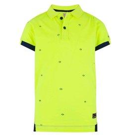 Retour Retour Gustav Shirt Neon Yellow  Z19 J
