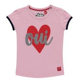 Quapi Quapi Romana Shirt  Rose Pink Z19 M