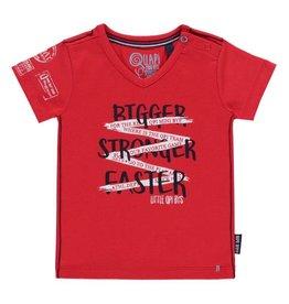 Quapi Quapi Rhon T-shirt Rood Z19 J