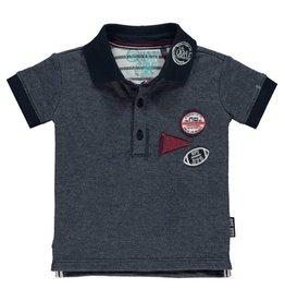 Quapi Quapi Rico T-shirt Navy Z19 J