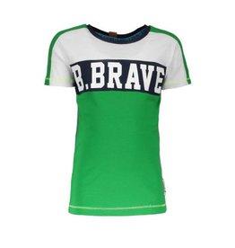 B.Nosy B.Nosy Y902-6426 shirt groen Z19
