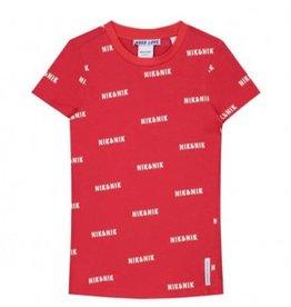 Nik & Nik Nik&Nik G8-695 1902  shirt  red Z19 G