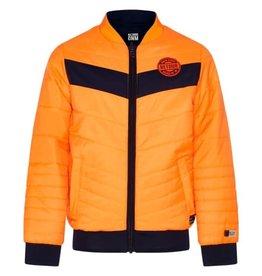 Retour Retour Rider Jas oranje/donkerblauw Z19 j