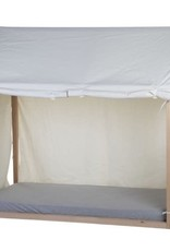 Childhome Childhome 90x200 tipi bedframe cover wit