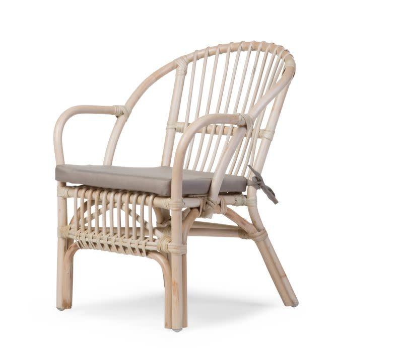 Childhome Childhome montana kid chair+kussen zithoogte 27cm