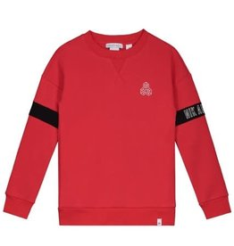 Nik & Nik Nik&Nik Malik sweater appel red B8-814 1902