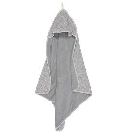Koeka Koeka Vigo wikkelcape 640  Sparkle grey