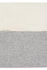 Koeka Koeka Vigo Deken Teddy 640 Sprarkle Grey