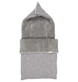 Koeka Koeka Vigo teddy  Maxi cosi voetenzak 640 sparkle grey