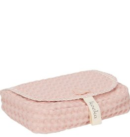 Koeka Koeka Antwerp wipes cover shadow pink 415
