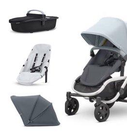 quinny Marktplaats Quinny Hubb set aanbieding incl. regenscherm en adapterset Maxi Cosi van 1200 voor 779 met garantie