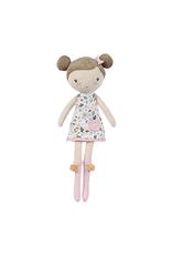 Little Dutch Little Dutch knuffelpop Rosa 35cm