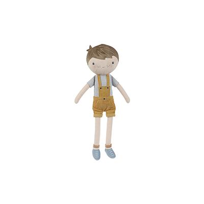Little Dutch Little Dutch knuffelpop jim 35cm