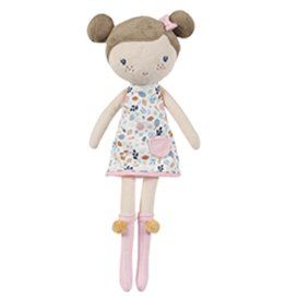 Little Dutch Little Dutch knuffelpop Rosa 50cm